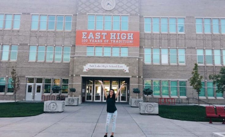 My First Month Of American High School Romy In Usa 5